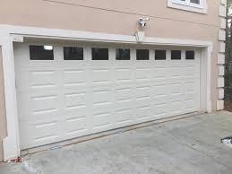 18 6 9 traditional garage door