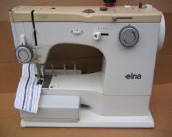 Elna TSP Top Special Swiss Sewing Machine &  Adamdwight.com