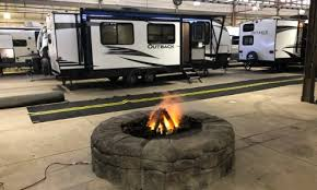 the great outdoors rv fire pit project