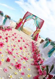 flowers for a beach wedding. 20 lovely ceremony backdrops. wedding arch flowersbeach flowers for a beach