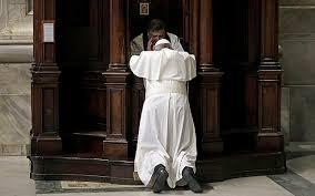Papa Francisco se confiesa: Confesión