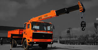 Action Construction Equipment Mobile Cranes 14xw