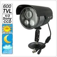 "Wholesale 600 TV Lines with <b>Sony 1/3</b>"" CCD Sensor Waterproof IR ..."