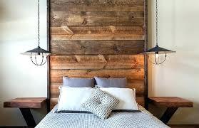 diy wooden headboard wood headboards diy wood headboard with lights