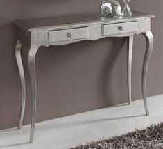 silver hall table. Back To: Super Fashionable Silver Console Table Hall O