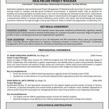 Certified Professional Resume Writers Project Manager Resume Sample And Writing Guide 38