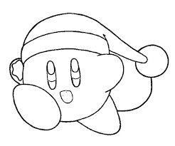Free Coloring Pages On Art Kirby Color Palette Kids Play Sheets