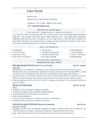 Resume Templates In Word Resume Templates Free Download For Microsoft Word Resume Examples 43