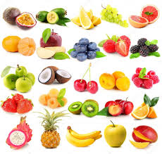 pictures of different fruit. Modren Different Collage Of Different Fruits And Berries Isolated On White U2014 Photo By  Belchonock Inside Pictures Of Different Fruit
