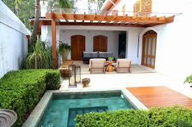 7 Materiales de techo que te volvern loco. Small Patio DesignPatio ...