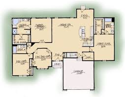 100 Two Master Suite House Plans 3 Bedroom 2 Bathroom Dual Master Suite Home Plans