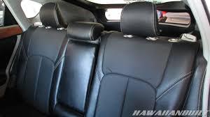 prius seat covers