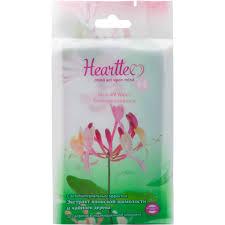 Hearttex Влажные <b>салфетки с экстрактом</b> японской жимолости и ...