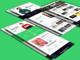 Business Portfolio Template Artflex Modern Digital Business Portfolio Template By