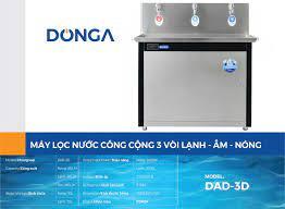 Máy lọc nước nóng lạnh công nghiệp DONGA DAD-3D