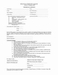 Booking Agent Contract Template Artist Booking Contract Template Awesome Barter Contract Template 13