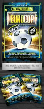 Euro Soccer Flyer Ideas Printing Eu On Top Winter Flyer Templates Of ...