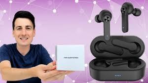 <b>TWS</b> Earbuds <b>Wireless</b> Earbuds <b>Bluetooth</b> 5.0 Review // AUGYMER ...