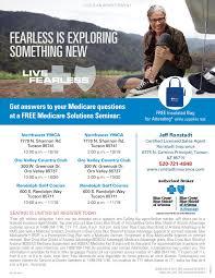 2016 care solutions seminars blue cross blue shield of arizona