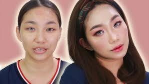 monotone makeup korean makeup tutorials pretty korean makeup tutorials you must try