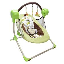 Electric baby swing chair musical baby bouncer swing newborn baby ...