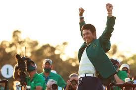 松山英樹、優勝インタビュー一問一答「黄色ならグリーンジャケットに似合うかなと」 | THE ANSWER スポーツ文化・育成&総合ニュースサイト