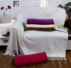 batten throw beige latte 50x60 large 1 seater chair sofa bed blanket 100 cotton amazon co uk kitchen home