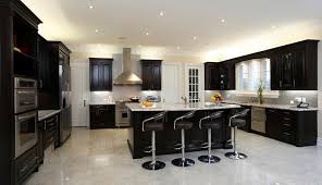 20 Beautiful Kitchens With Dark Kitchen Cabinets Design 1
