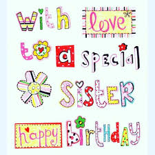 Happy Birthday Beautiful Sister Quotes Best Of Happy Birthday Sister Quotes Bday Wishes For Sis