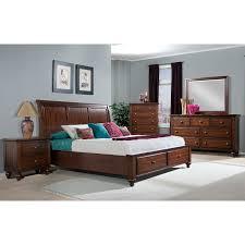King Bedroom Suites Grant Storage 5 Piece Bedroom Suite King Bed Dresser Mirror