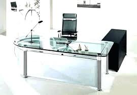 office desk with glass top. Office Table Glass Top Staples Desk Computer . With H