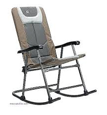 folding lawn chairs. Foldable Rocking Lawn Chair Chairs Folding Beautiful Outdoors Padded Smooth .