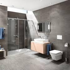 Kleines Bad Fliesen Ideen Graue Farbe Innen Badezimmer Haus Ideen