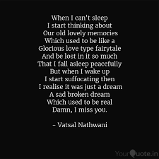 When I Cant Sleep I Sta Quotes Writings By Thevatsal20