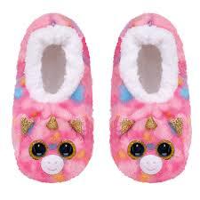 Fantasia Unicorn Slippers S M L