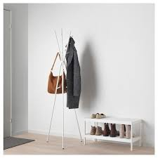 ekrar hat and coat stand white 661 2