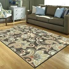 9x12 rugs target brown area rugs brown area rugs intended for better homes and gardens paisley