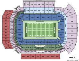 Kyle Field Seating Chart Scientific Kyle Field Seating Chart With Views 2019
