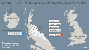 antarctic ice sheet growing colossal iceberg breaks off antarctica environment all topics