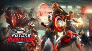 Marvel Future Revolution Key Art 4K ...