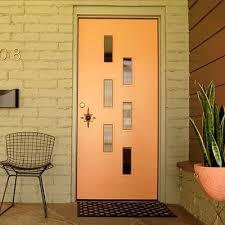 mid century front door140 best Doors Mid Century Modern images on Pinterest