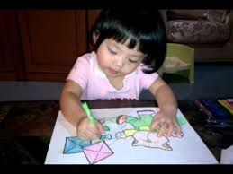Small Picture Chew ZiHan coloring 2 year old YouTube