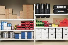 auto parts storage systems