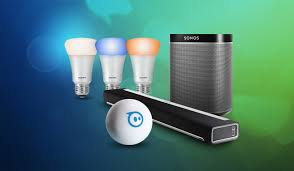 Sonos Hue Lights Win Sonos Speakers Hue Lights And More In Connectedlys