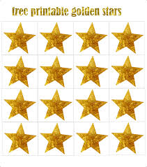Decorative Stars For Parties Free Printable Star Templates 16 Last Minute Diy Christmas