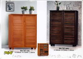 KAIMAY TRADING PTE LTD (Projects & Wholesaler): Shoe Cabinet