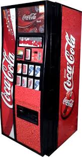 Coke Vending Machine Models Extraordinary Dixie Narco Model 48E Coke Marketplace Coke Machines Pinterest