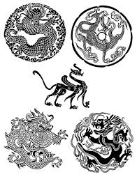 Dragon Pattern Best Engraving Patterns Dragons Power Carving Wood Carving High