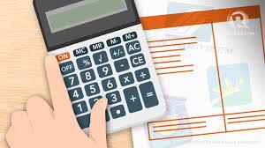 Tax Calculator Compute Your Income Tax