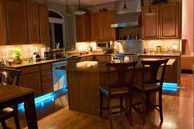 how to install under cabinet lighting led strip lights